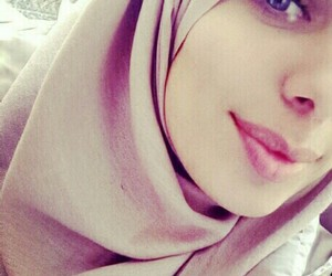 Algeria, flower, and hijab image