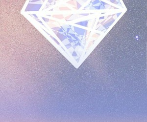 diamond, carat, and kpop image