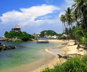 colombia and parque tayrona image