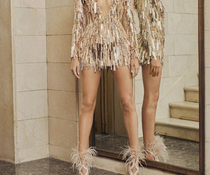fashion, dress, and Versace image