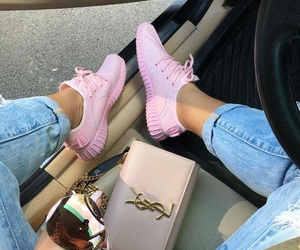 fashion, yeezy, and YSL image