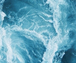 blue, ocean, and sea image