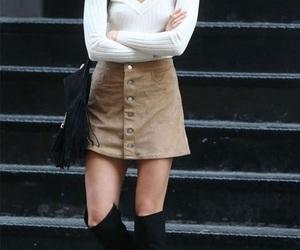 fashion, Karlie Kloss, and model image