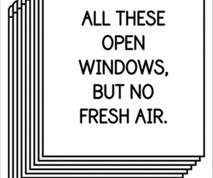 windows, quotes, and air image