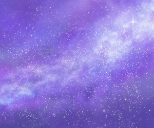 purple, galaxy, and sky image