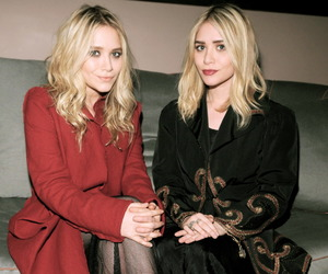ashley olsen, mary kate olsen, and olsen twins image