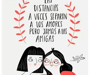 friendship, love, and frases image