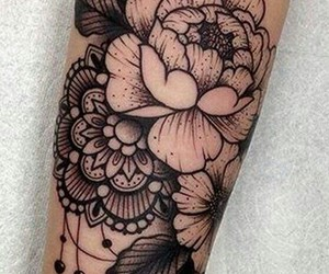 art, ink, and cool image