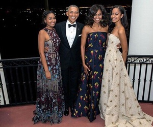 michelle obama and president image