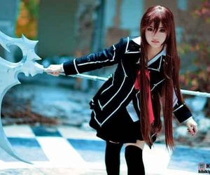 anime, cosplay, and vampire knight image
