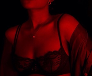 red, aesthetic, and sexy image