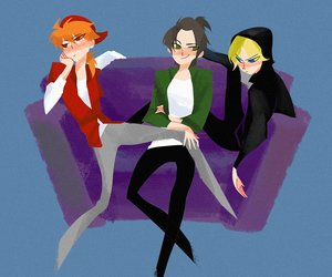 anime, brick, and powerpuff girls image