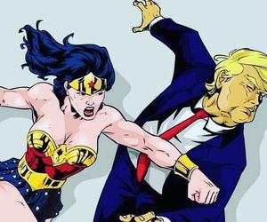fuck, trump, and fucktrump image