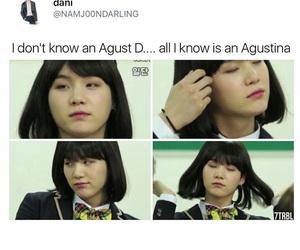 bts, yoongi, and bts meme image