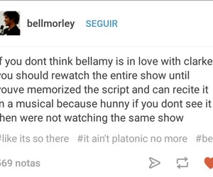 tv show, the 100, and clarke griffin image