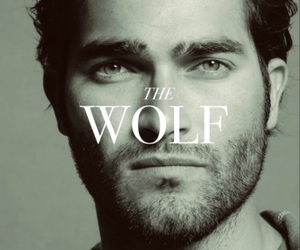 scarlet, wolf, and cronicaslunares image