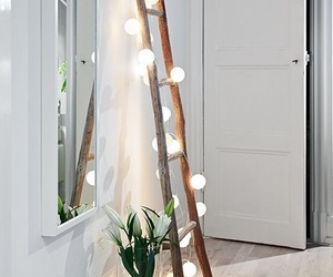 light, home, and decor image
