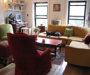 living room, apartment, and apartmenttherapy image