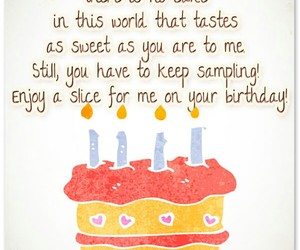 birthday, happy, and wishes image
