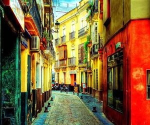 andalucia, buildings, and europe image