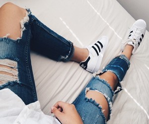 adidas, style, and instagram image