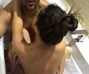 bath, boy, and Hot image