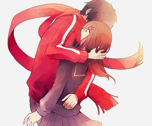 anime, lost time memory, and mekakucity actors image
