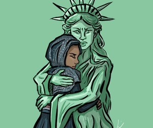 muslim, equality, and america image