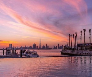 day, Dubai, and night image