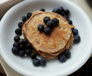 breakfast, cooking, and food image