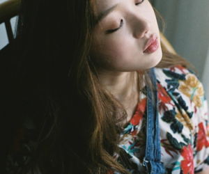 model, lee sung kyung, and actress image