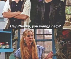 phoebe and friends image