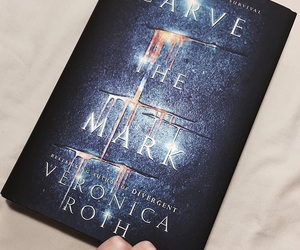 book, mark, and the image