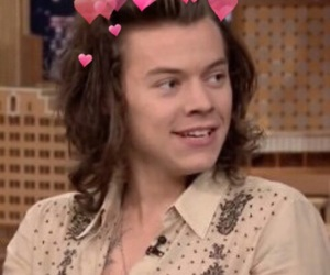 Harry Styles, one direction, and bambi image