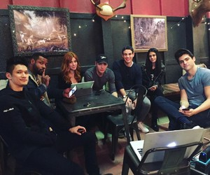 cast, harry shum jr, and shadowhunters image