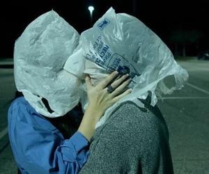 love, kiss, and grunge image