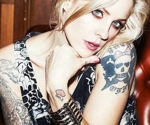alternative, blonde, and brody dalle image