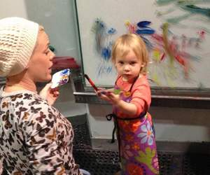 art, baby, and P!nk image