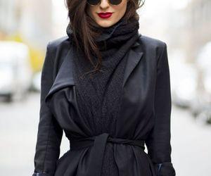 cardigan, fashion, and casual image