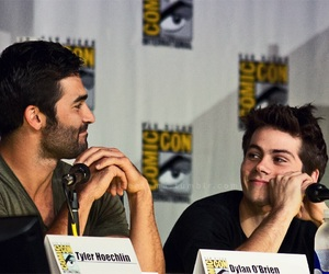 sterek, teen wolf, and dylan o'brien image