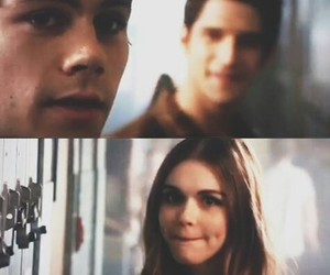 teen wolf, tyler posey, and lydia martin image