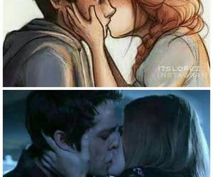 couple, OMG, and teen wolf image