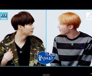 bts, yoonseok, and j-hope image
