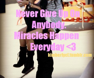miracles, quotes, and selena gomez image