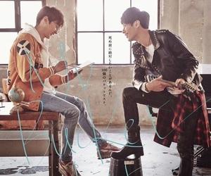 teen top, chunji, and my bucket list image