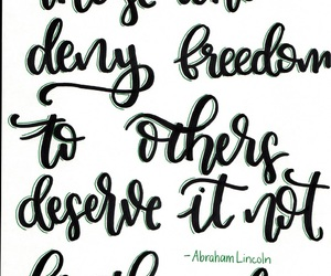 abraham lincoln, history, and quotes image