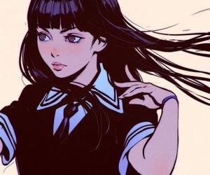 illustration, portraits, and anime art image
