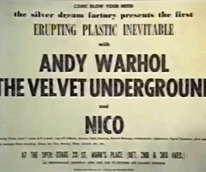 60s, andy warhol, and rock image