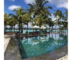 pool and mauritus image