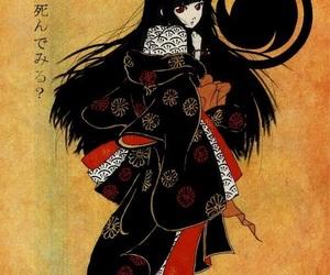 hell girl and jigoku shoujo image